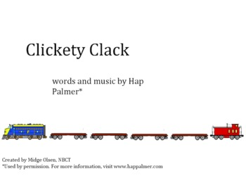 Clickety-Clack: Composing Rhythm Patterns