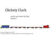 Clickety-Clack: Composing Rhythm Patterns