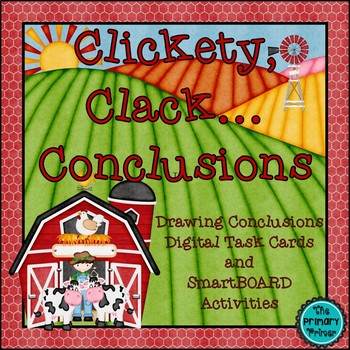 Clickity Clack Drawing Conclusions