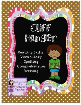 Cliff Hanger Reading (Scott Foresman Reading Street)