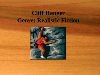 Cliff Hanger Vocabulary Power Point Reading Street 2011