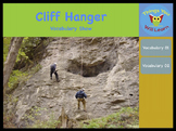 Cliff Hanger Vocabulary Show