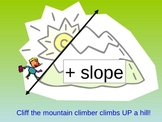 Cliff The Mountain Climber- A Slope Story
