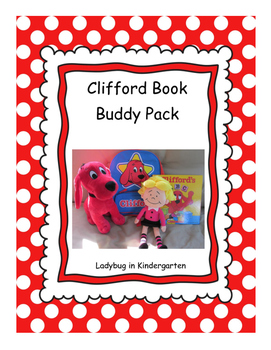 Clifford Book Reading Buddy Pack