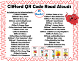 Clifford QR Code Read Alouds      36 Books