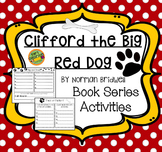 Clifford The Big Red Dog Language and Reading Skills Activity Set
