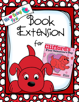 Clifford's First Valentine's Day Book Extension 1-2