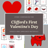 Clifford's First Valentine's Day Story Companion