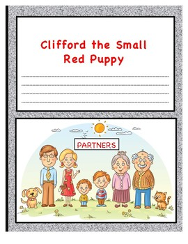 Clifford the Small Red Puppy Parent Notes