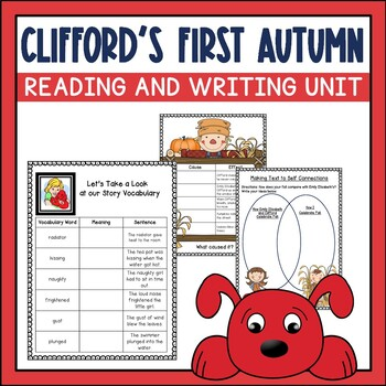 Clifford's First Autumn by Norman Bridwell Guided Reading Unit