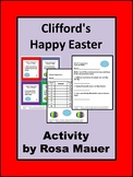 Clifford's Happy Easter Reading Comprehension Questions Book Activities