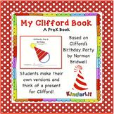 Big Red Clifford - A PreK Book
