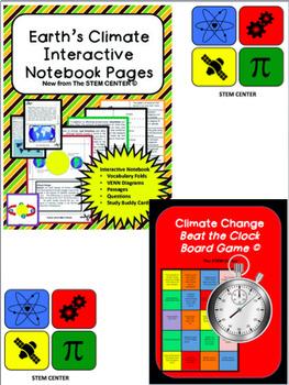 Climate 5 E Lesson Plan