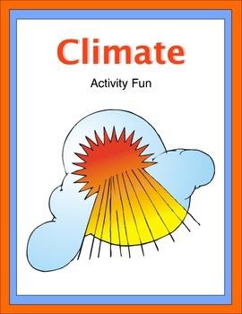 Climate Activity Fun