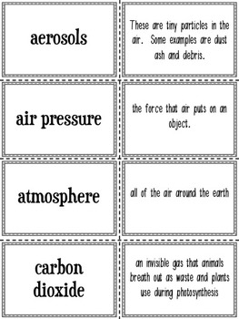 Climate & Atmosphere