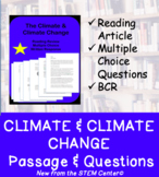 Climate Change - Distance Learning