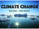 Climate Change Using NASA Imagery