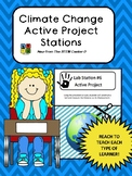 Climate Change Active Project Station