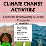 Climate Change Activities for Kids