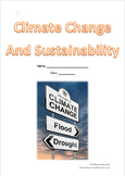 Climate Change And Sustainability