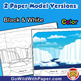 Climate Change Activity Craft   Arctic Habitat Paper Model