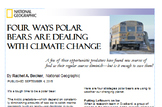 Climate Change Critical Reading Task - Polar Bears