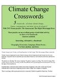 Climate Change Crosswords
