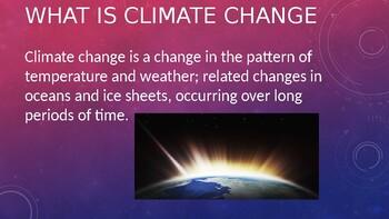Climate Change Debatable Views