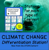 Climate Change Differentiation Stations