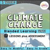 Climate Change Digital Unit Distance Learning