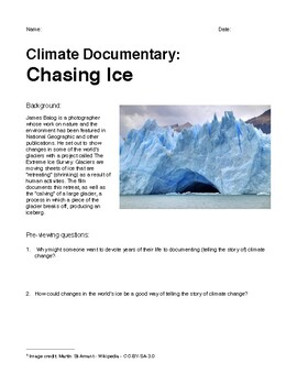 Climate Change Documentary: Chasing Ice