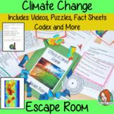 Climate Change Escape Room Game