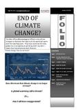 Climate Change - Folio