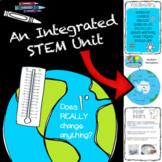 Climate Change Integrated STEM Unit
