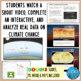 Climate Change Interactive WebQuest