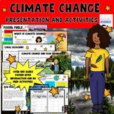 Climate Change No Prep Lesson  GOOGLE