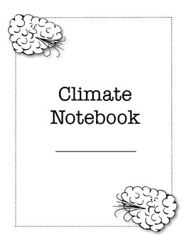 Climate Change Notebook