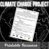 Climate Change Product Guide