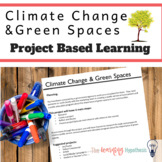 Climate Change Project:  Human Impact on Environment Activity