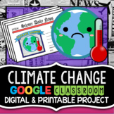 Climate Change Project - Newspaper