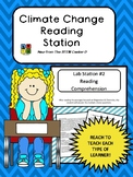 Climate Change Reading Station