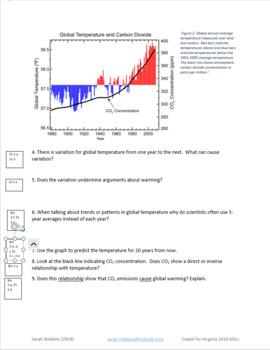 Climate Change - Scientific Literature Interpretation