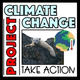 Climate Change Take Action Project