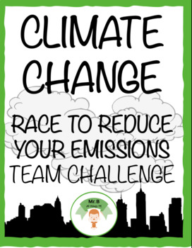 Climate Change Team Challenge: Race to Reduce Your Emissions