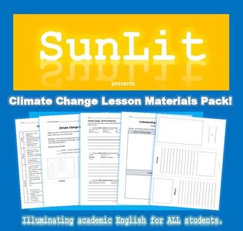 Climate Change Unit - Materials Pack!