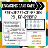 Climate Change and CO2  Monopoly Card Game