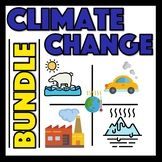 Climate Change and Global Warming Bundle