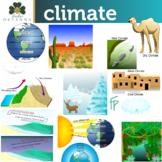 Climate Clip Art