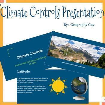 Climate Controls Presentation