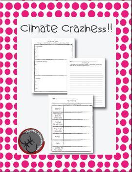 Climate Craziness!!
